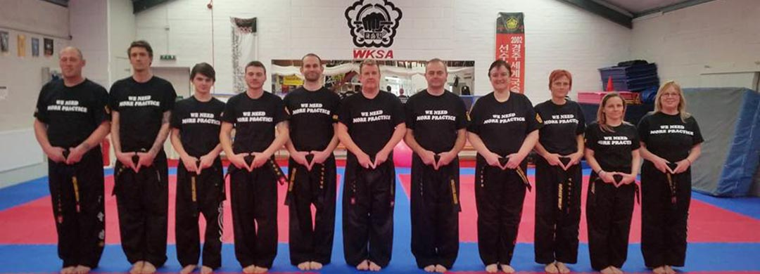 WKSA Kuk Sool instructors Won Bury St Edmunds